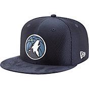 New Era Men's Minnesota Timberwolves 2017 NBA Draft 59Fifty Fitted Hat