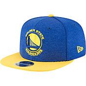 New Era Men's Golden State Warriors 9Fifty Adjustable Snapback Hat
