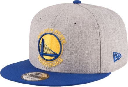 watch aca9a abce2 New Era Men  39 s Golden State Warriors 9Fifty Adjustable Snapback Hat