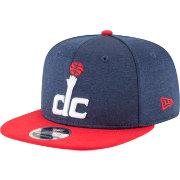 f95f27f17274e New Era Men s Washington Wizards 9Fifty Adjustable Snapback Hat ...