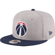 New Era Men's Washington Wizards 9Fifty Adjustable Snapback Hat