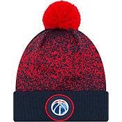 New Era Men's Washington Wizards On-Court Knit Hat