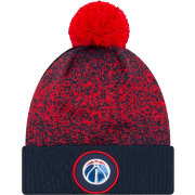 New Era Men's Washington Wizards On-Court Knit Hat
