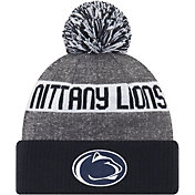 New Era Men's Penn State Nittany Lions Blue Sport Knit Beanie