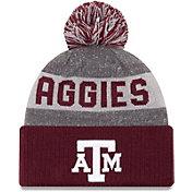 New Era Men's Texas A&M Aggies Maroon Sport Knit Beanie