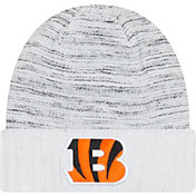 New Era Men's Cincinnati Bengals Color Rush 2017 On-Field Knit Hat