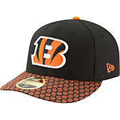 New Era Men's Cincinnati Bengals Sideline 2017 On-Field 59Fifty Fitted Hat