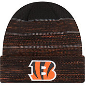 New Era Men's Cincinnati Bengals Sideline 2017 On-Field TD Knit Hat