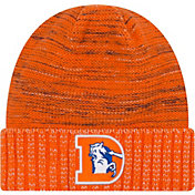 New Era Men's Denver Broncos Color Rush 2017 On-Field Knit Hat