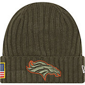 New Era Men's Denver Broncos Salute to Service 2017 Knit Hat