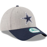 New Era Men's Dallas Cowboys League 9Forty Heather Grey Adjustable Hat
