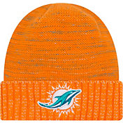 New Era Men's Miami Dolphins Color Rush 2017 On-Field Knit Hat