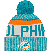 New Era Men's Miami Dolphins Sideline 2017 Sport Knit
