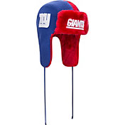 New Era Men's New York Giants Helmet Head Trapper Knit