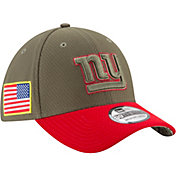New Era Men's New York Giants Salute to Service 2017 39Thirty Stretch Fit Hat