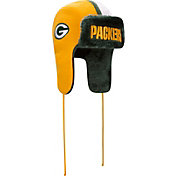 New Era Men's Green Bay Packers Helmet Head Trapper Knit
