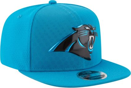 New Era Men s Carolina Panthers Color Rush 2017 On-Field 9Fifty Snapback  Adjustable Hat. noImageFound dd2746a12