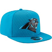 New Era Men's Carolina Panthers Color Rush 2017 On-Field 9Fifty Snapback Adjustable Hat