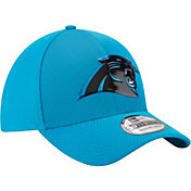 New Era Men's Carolina Panthers Color Rush 2017 On-Field 39Thirty Stretch Fit Hat