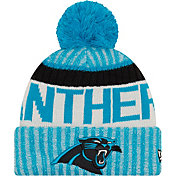 New Era Men's Carolina Panthers Sideline 2017 Sport Knit