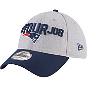 ecb7ea5134fd2 Product Image · New Era Men s New England Patriots 2018 NFL Draft 39Thirty  Stretch Fit Grey Hat