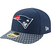 New Era Men's New England Patriots Sideline 2017 On-Field 59Fifty Fitted Hat