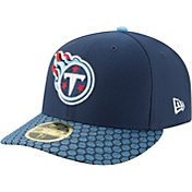 New Era Men's Tennessee Titans Sideline 2017 On-Field 59Fifty Fitted Hat