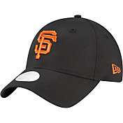New Era Women's San Francisco Giants 9Twenty Team Linen Adjustable Hat