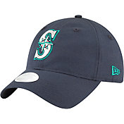 New Era Women's Seattle Mariners 9Twenty Team Linen Adjustable Hat