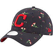 New Era Women's Cleveland Indians 9Twenty Adjustable Hat
