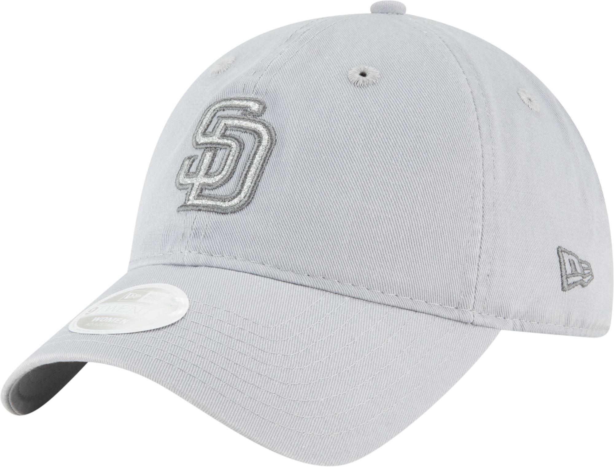 the latest 83689 af245 ... wholesale new era womens san diego padres 9twenty team glisten adjustable  hat c0917 bf5fa
