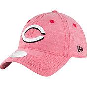New Era Women's Cincinnati Reds 9Twenty Team Linen Adjustable Hat