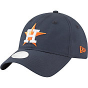 New Era Women's Houston Astros 9Twenty Team Linen Adjustable Hat