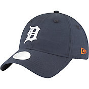 New Era Women's Detroit Tigers 9Twenty Team Linen Adjustable Hat