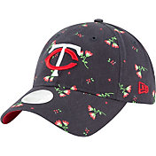 New Era Women's Minnesota Twins 9Twenty Adjustable Hat