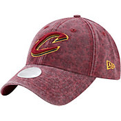 New Era Women's Cleveland Cavaliers 9Twenty Vintage Flair Adjustable Hat