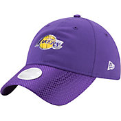 New Era Women's Los Angeles Lakers On-Court 9Twenty Adjustable Hat