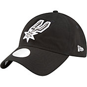 New Era Women's San Antonio Spurs 9Twenty Glisten Adjustable Hat