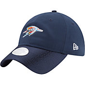 New Era Women's Oklahoma City Thunder On-Court 9Twenty Adjustable Hat
