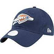 New Era Women's Oklahoma City Thunder 9Twenty Glisten Adjustable Hat