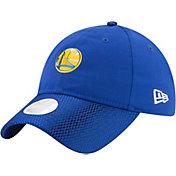 New Era Women's Golden State Warriors On-Court 9Twenty Adjustable Hat