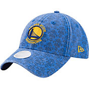 New Era Women's Golden State Warriors 9Twenty Vintage Flair Adjustable Hat