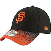 New Era Youth San Francisco Giants 9Forty Visor Blur Adjustable Hat