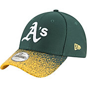 New Era Youth Oakland Athletics 9Forty Visor Blur Adjustable Hat