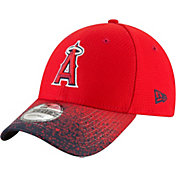 New Era Youth Los Angeles Angels 9Forty Visor Blur Adjustable Hat