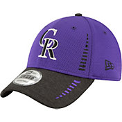 New Era Youth Colorado Rockies 9Forty Speed Tech Adjustable Hat