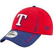 New Era Youth Texas Rangers Adjustable Speed Visor
