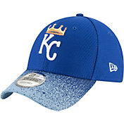 New Era Youth Kansas City Royals 9Forty Visor Blur Adjustable Hat