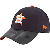 New Era Youth Houston Astros 9Forty Reflectavize Adjustable Hat