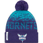 New Era Youth Charlotte Hornets Knit Hat